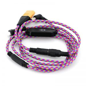 SYK Kable Purple