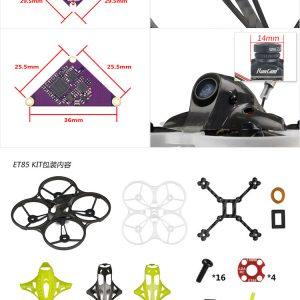 LDARC ET85 Frame Kit