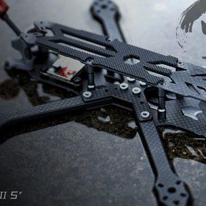 STP Star Power V2 Gunn FPV Freestyle Frame (Analog)