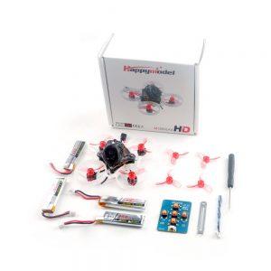 Happymodel Mobula6 HD M6HD Runcam Split3-Lite 1080P DVR 65mm with FRSKY sbus