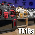 TX16S MAX Hall Effect (preorder)
