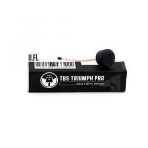 TBS Triumph Pro RHCP (UFL)