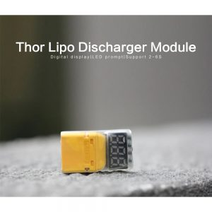 HGLRC Thor Lipo Battery Discharger for FPV Drone RC airplane
